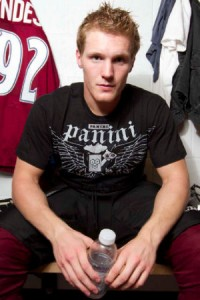 landeskog - captain face