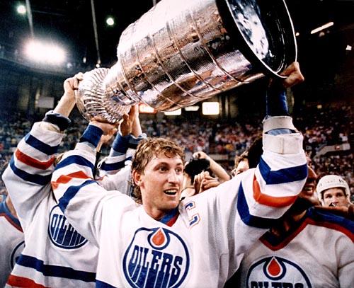 Gretzky, Wayne - Stanley Cup