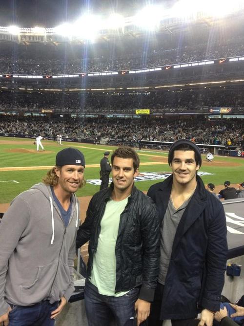 Malone, Ryan - beisbol game