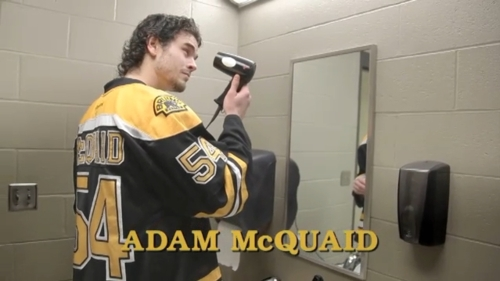 McQuaid, Adam - blow dryer
