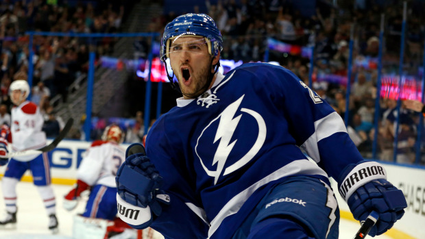 Montreal Canadiens v Tampa Bay Lightning