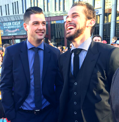 """""""What should we do tonight, Tyler?"""" """"Same thing we do every night, Jamie. Try to take over the world."""""""